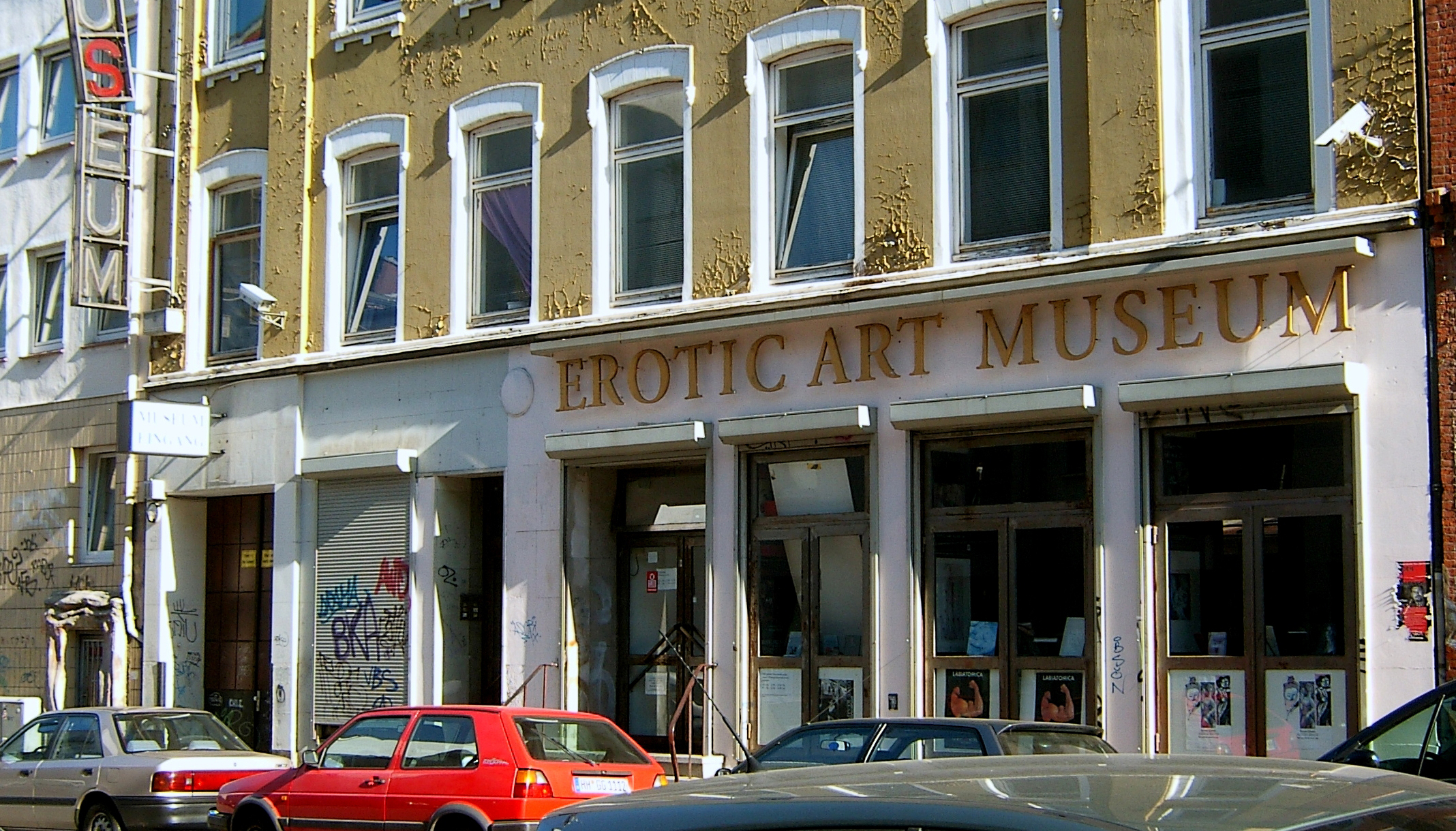 "Erotic Art Museum ""Hamburg Erotic Art Museum"" von"