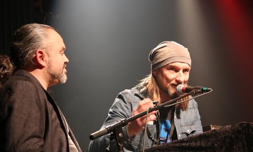 Alban Qoku, Betreiber des Rock Café St. Pauli