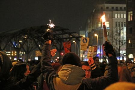 In Hamburg ist kein Platz für Rassismus - und auch nicht für