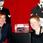 Die BarKeepers: Alexandra Grieß (35) und Dani Freitag (39)