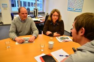 Foto: Jonas Walzberg | Michael Osterburg, Kerstin Gröhn
