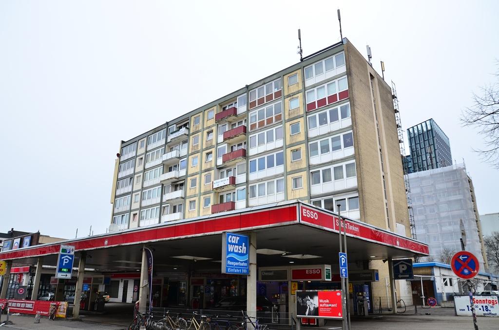 Foto: Jonas Walzberg Esso-Häuser