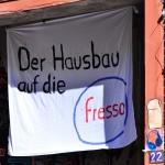 Foto: Jonas Walzberg Demonstration Esso-Häuser