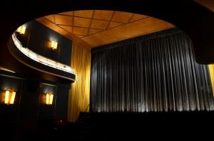Ein Kinosaal im Metropolis-Kino