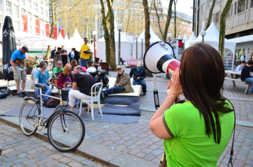 Foto: Jonas Walzberg Occupy