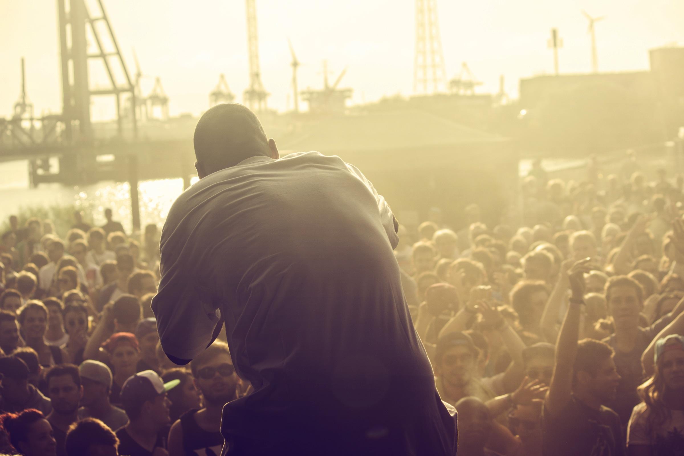 Foto: Harry Horstmann | Spektrum-Festival 2013 | megaloh