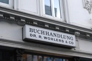 Buchhandlung Wohlers Foto: Isabella David