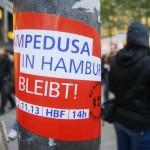 Foto: Isabella David | Lampedusa in Hamburg