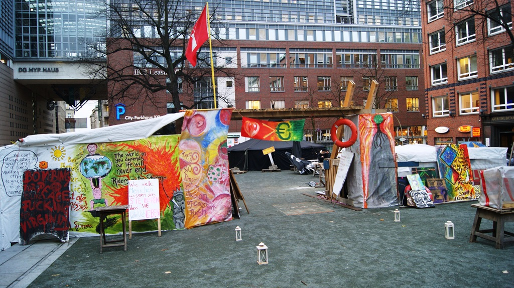 Occupy Camp