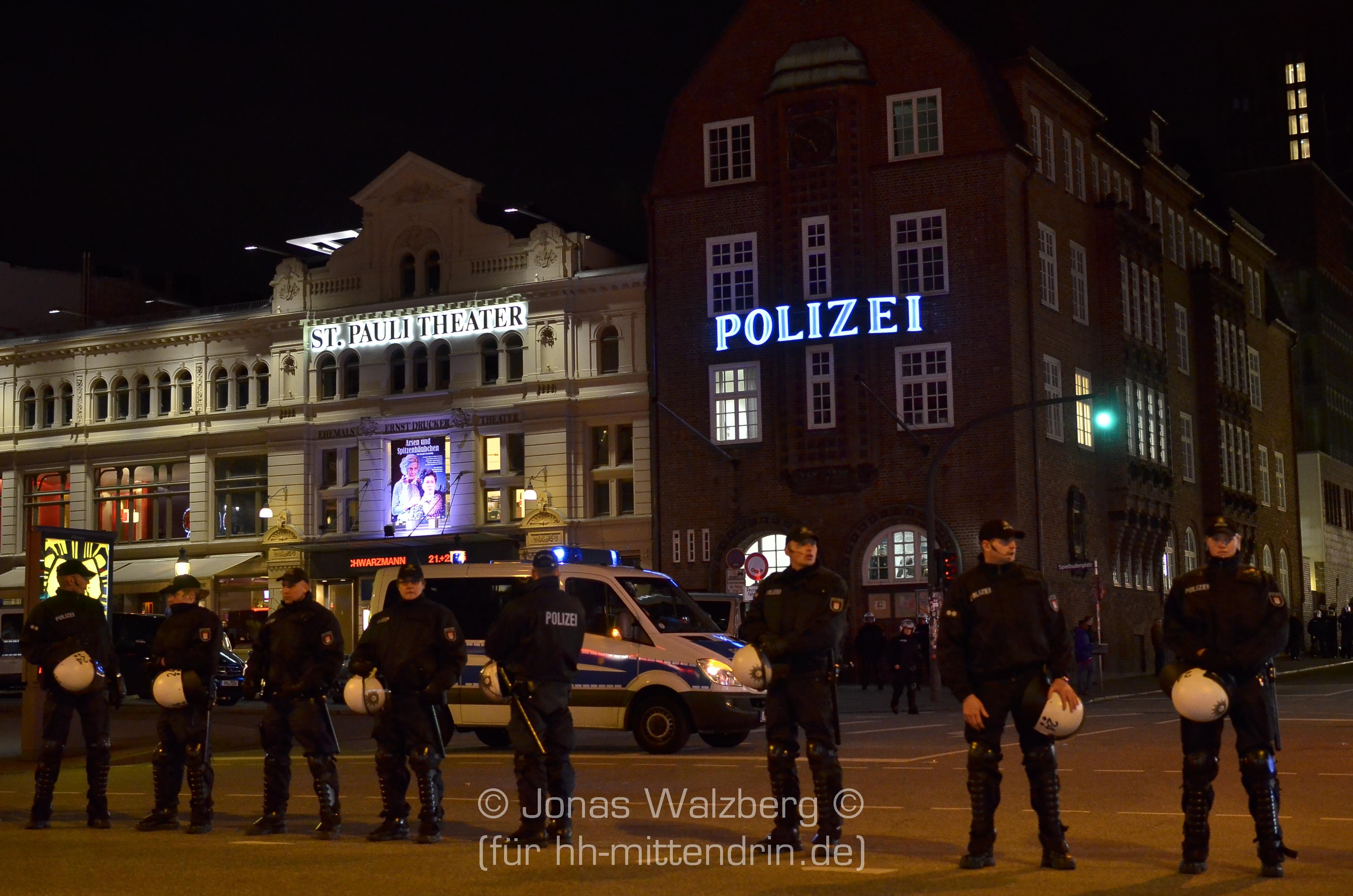 Foto: Jonas Walzberg | Gefahrengebiet