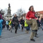 One Billion Rising: Tanzen gegen Gewalt an Frauen