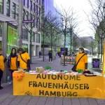 """Frauenhäuser am Weltfrauentag: """"Wir müssen immer noch hier stehen"""""""