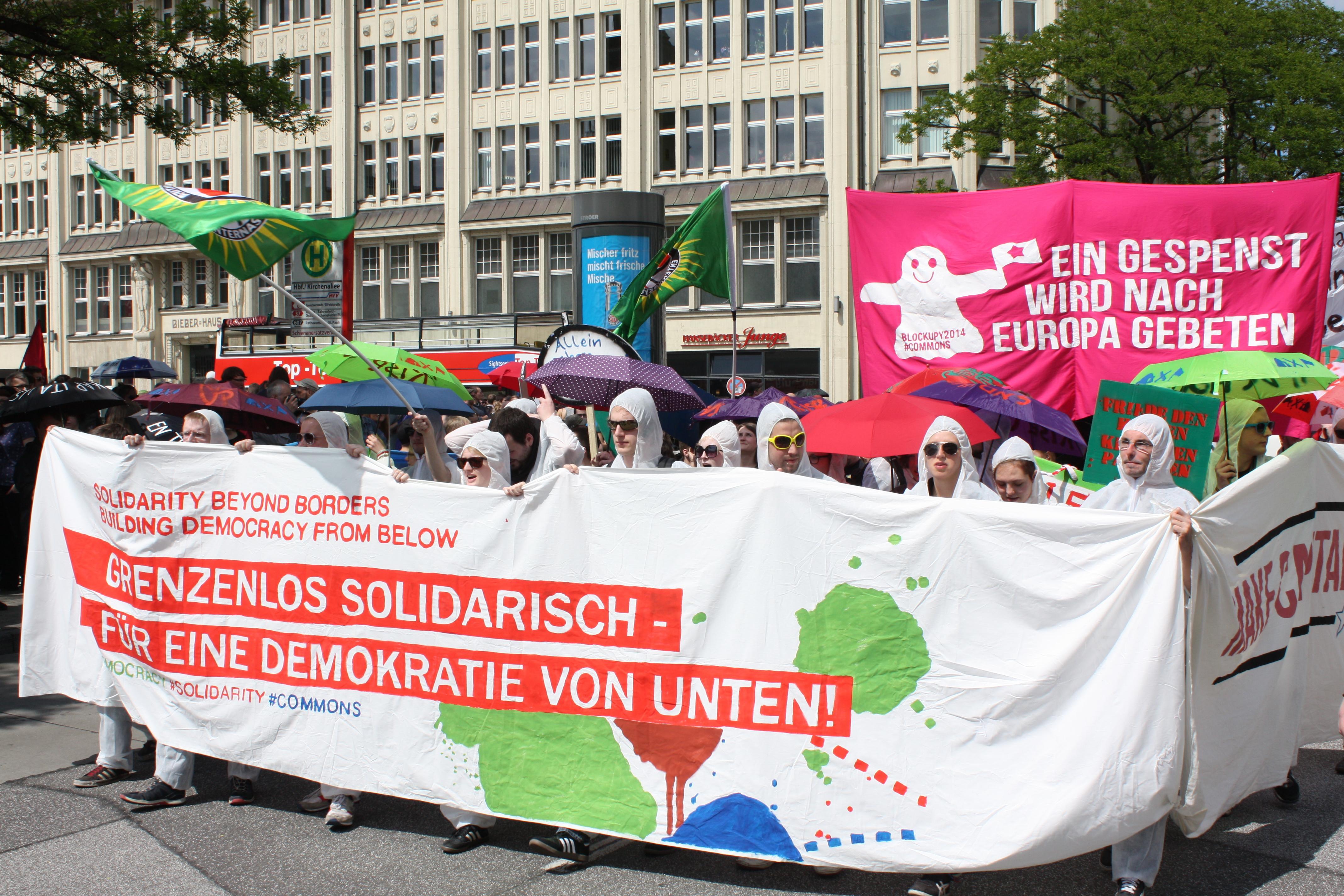 Blockupy HH 17. Mai (mm)