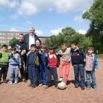 Das Projekt wird von der Bezirksversammlung und Bezirkspolitiker Klaus Lübke (SPD) unterstützt.
