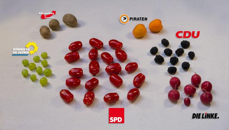 Gemüseparlament_titel - Foto: Tobias Johanning & Vanessa Kleinwächter