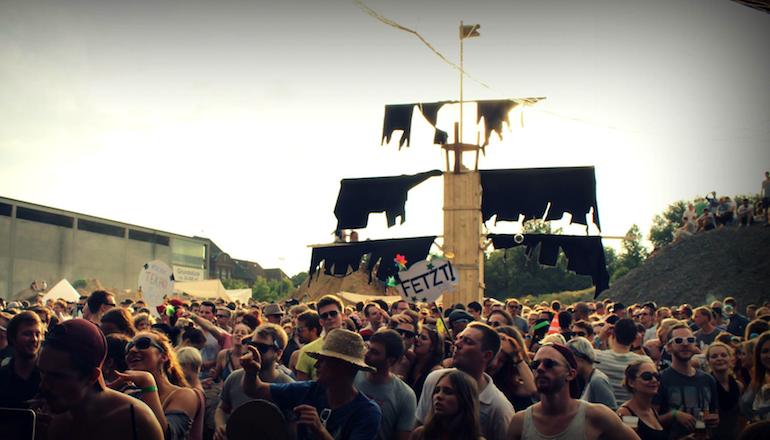 Tipp der Woche: Das Hafengrün-Festival