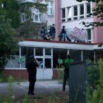 Besetzung Schule Münzviertel | Foto: Tobias Johanning