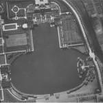 Luftaufnahme des Stadtparks 1928   Foto:  Behörde für Stadtentwicklung und Umwelt (BSU)