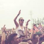 Rund 3500 Festivalgänger feierten auf dem Dockville-Gelände.