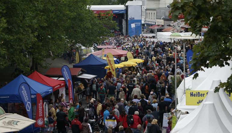 Billstedt NDR Sommertour 2014 | Foto: Isabella David