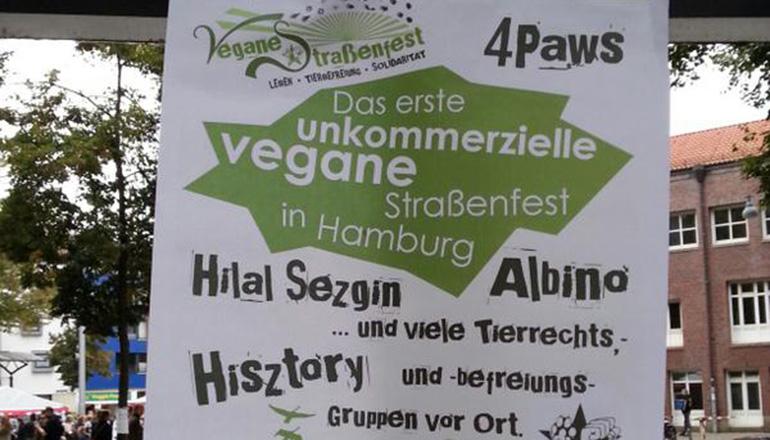 Verganes Straßenfest St. Georg