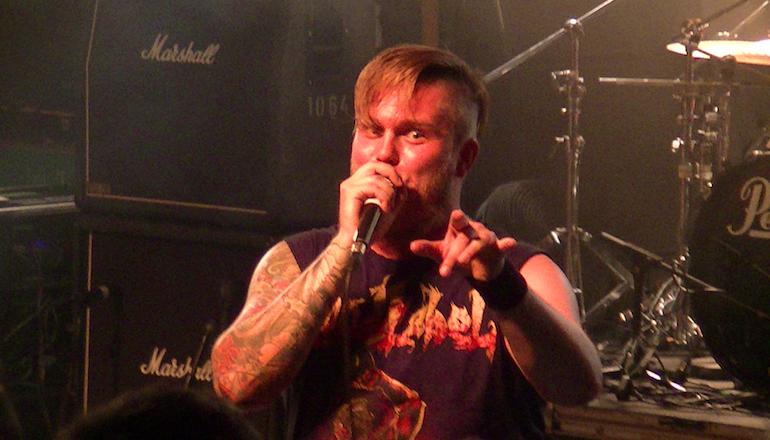 hatesphere Hamburg Metal Dayz Foto Justus Ledig