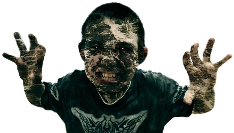 "Zombierun ""Florentin Rieger"" / www.jugendfotos.de, CC-Lizenz(by-nc) http://creativecommons.org/licenses/by-nc/3.0/deed.de"