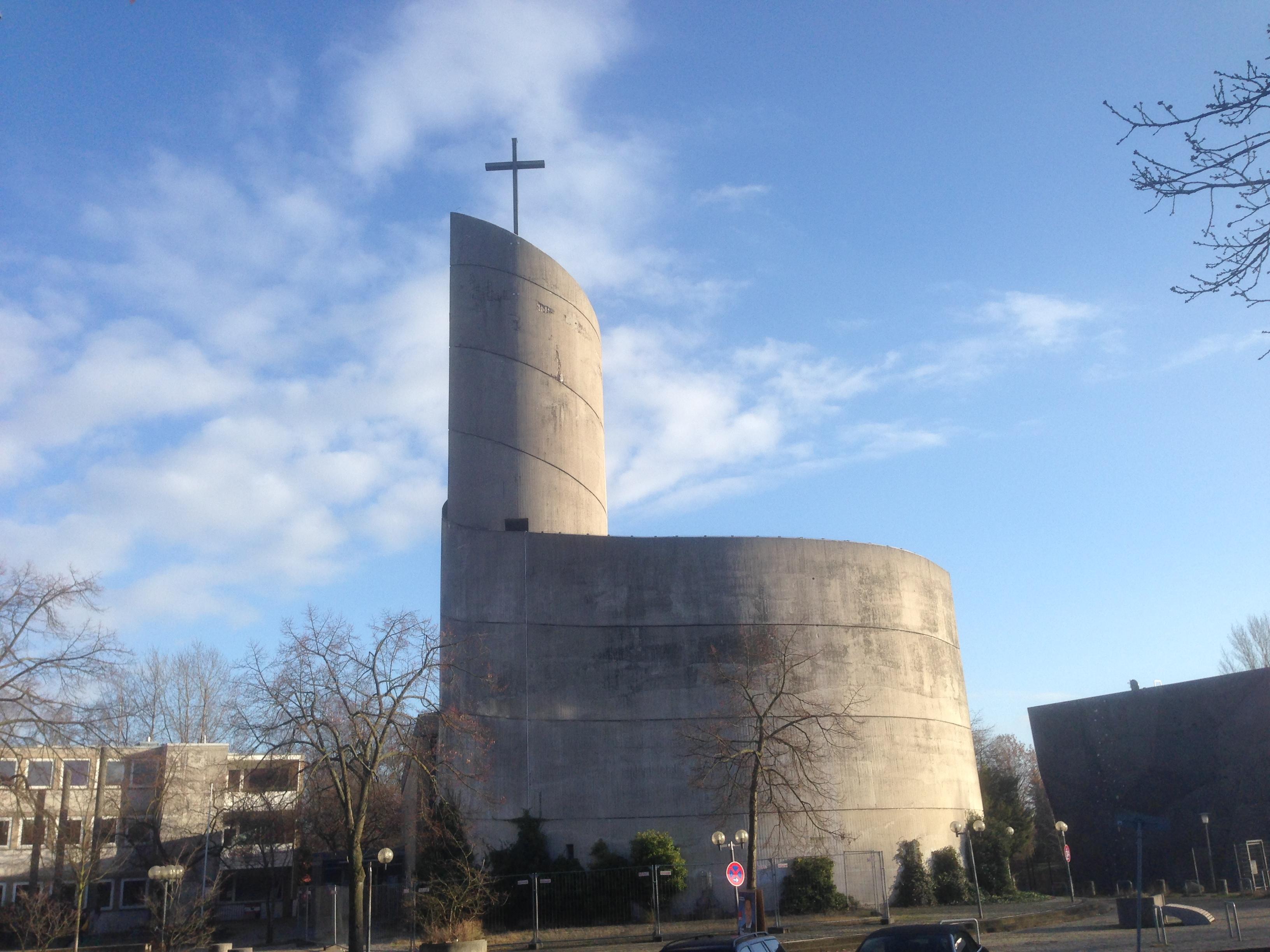 Maximilan Kolbe Kirche Wilhelmsburg | Foto: Dominik Brück