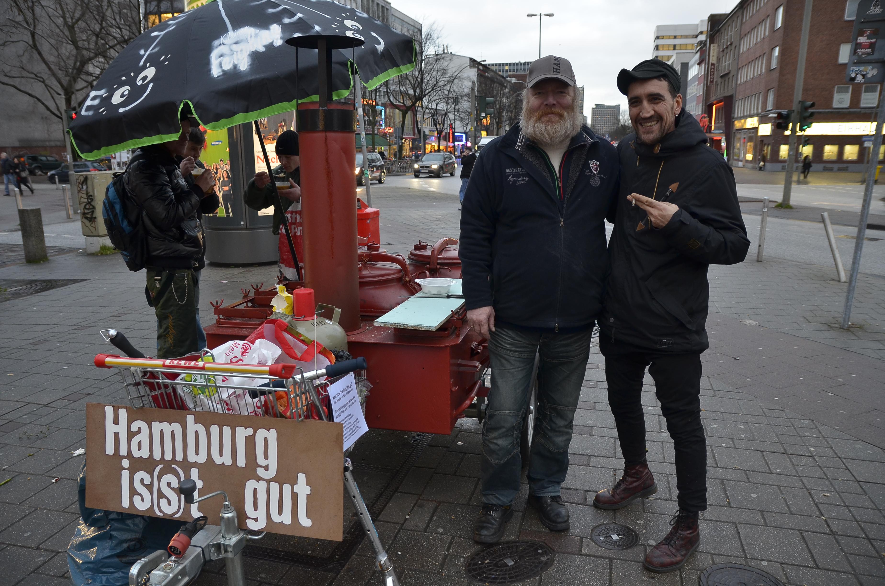 Foto: Jonas Walzberg | Mobile Suppenküche