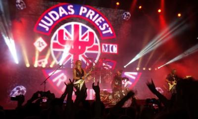 Judas Priest Hamburg Sporthalle 2015