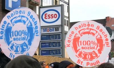 Esso Häuser, buy buy St. Pauli