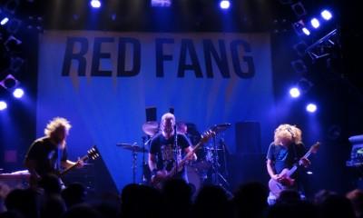 Red Fang Hamburg Knust 30. Juni