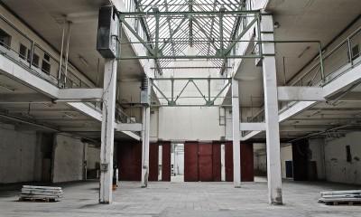 Kraftwerk Bille - Hallen