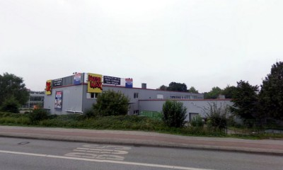 Leerstehender Medimax Kieler Straße, GoogleStreetview