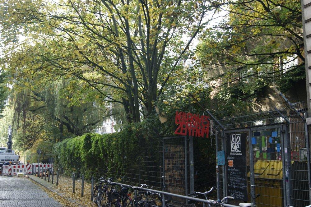 KoZe Münzviertel, Oktober 2015, Foto: Isabella David