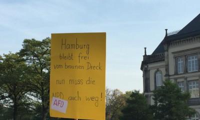 Demo gegen AfD, 31.10.15, Foto: Isabella David