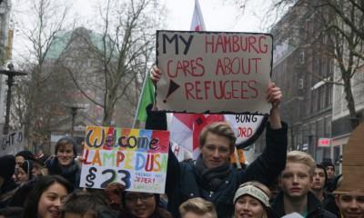 Schulstreik 2013, Foto: Dominik Brück