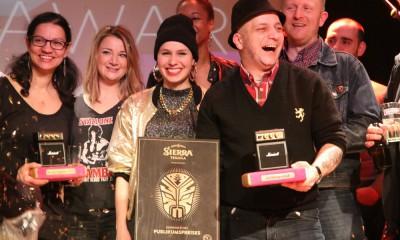 Club Award 2016, Foto: Henry Lührs